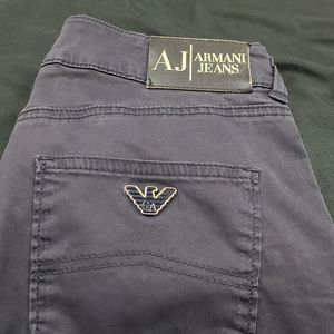 Womens Armani Jeans
